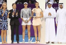 Qatar Total Open 2018 Title