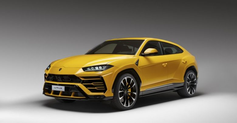 THE NEW LAMBORGHINI URUS