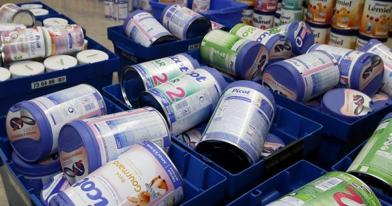 Ministry issues clarification on Lactalis Group products