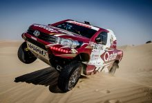 Adel finishes second after puncture setback <br/> عادل حسين ثاني (التي2) والمهندي رابع (التي3)