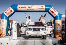 Qatar's Abdulla leads FIA T2 World Championship <br/> أبطالنا تحدوا الصعاب وصعدوا منصات التتويج بالإمارات بختام باها دبي