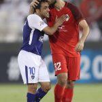 Al Duhail reach knockout stage <br/> الدحيل يعبر لوكومتيف بالعربي ويتأهل