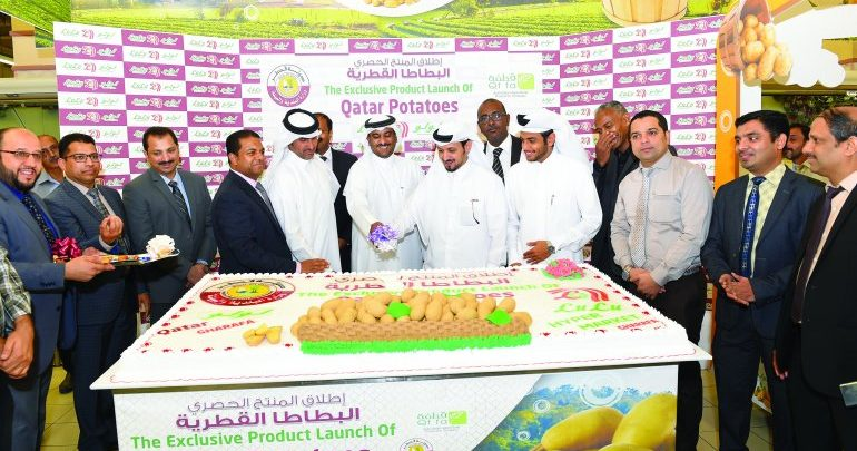 Push for local products: 'Qatari Potatoes Festival' launched