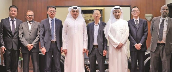 Mowasalat and Higer Bus Company discuss future projects