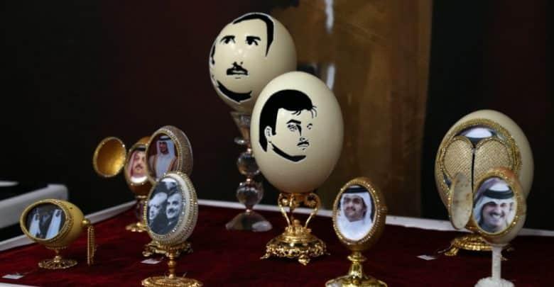 Egg Exhibition opens at Katara