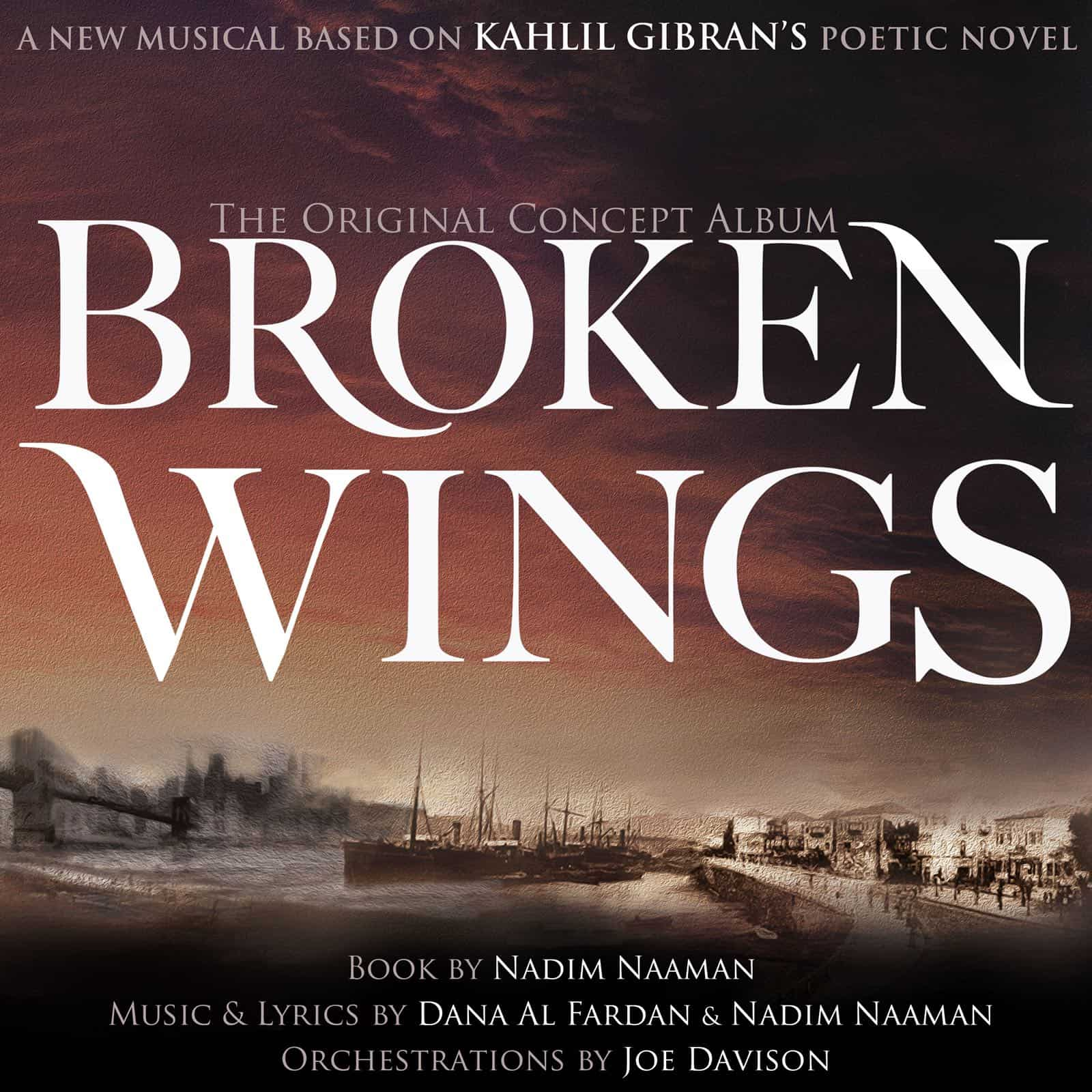 Dana Al Fardan - Broken Wings