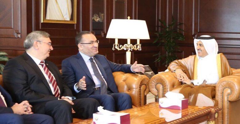 Attorney-General meets Turkish Deputy PM