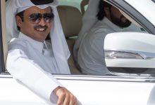 Emir's presence at camel race praised