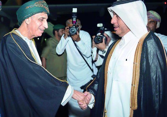 Prime Minister receives Oman's Deputy PM