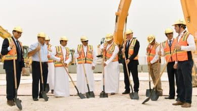 Ashghal Started Construction Works of the Mesaimeer Pump Station and Outfall Project