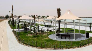 Opening Al Khor Corniche Development Project before the beginning of Ramadan