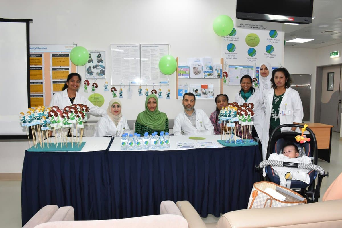 Hamad Medical Corporation highlights important role of midwives