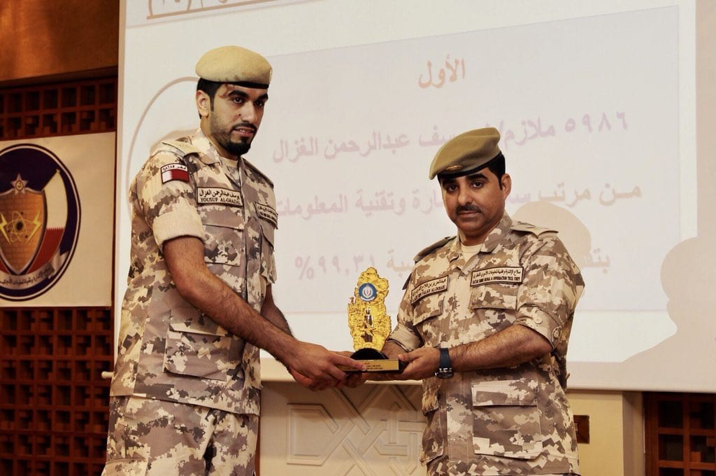 Signal course for officers and warrant officers concludes