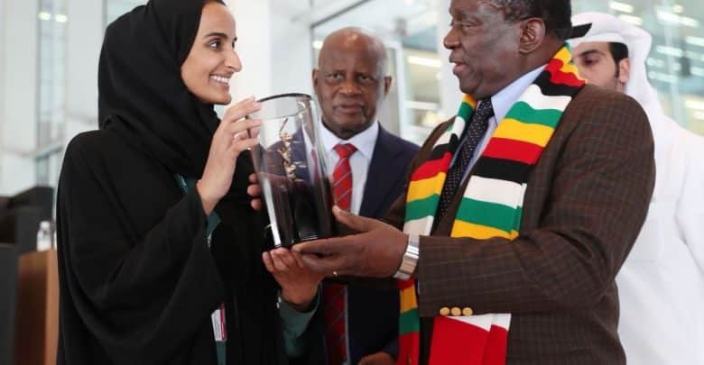 Qatar and Zimbabwe to deepen ties further
