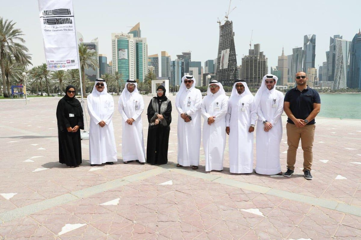 Ashghal Announces the Completion of Doha Corniche Development