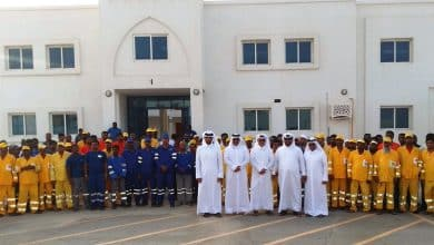 Model housing for workers opened in Al Shamal