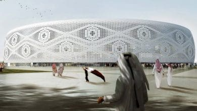 Al Thumama Stadium wins MIPIM award