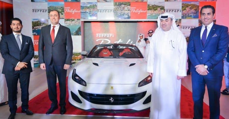 Alfardan Sports Motors Presents the Ferrari Portofino in Qatar