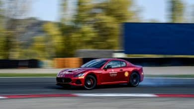 New Master Maserati driving courses for 2018