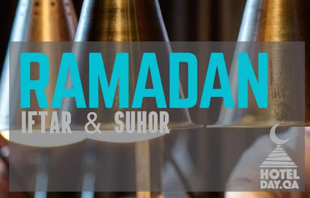 RAMADAN iftar & suhor