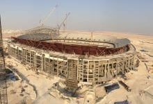Material used at Al Bayt Stadium named after 2022 FIFA World Cup Qatar