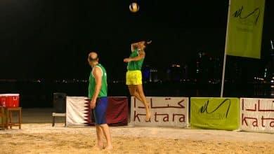 Katara kicks off Ramadan volleyball tourney