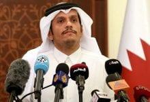 Qatar FM, US Secretary of State review ties in phone talk