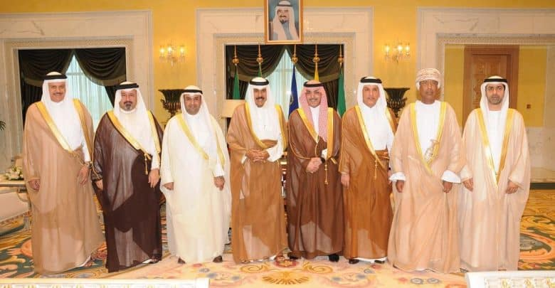 Ministry of Finance participates in GCC meeting