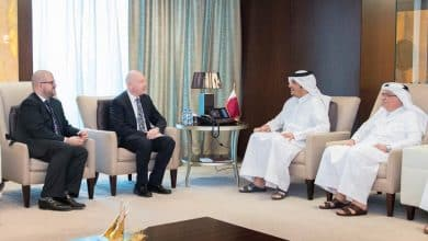 Qatar and US discuss situation in Palestine