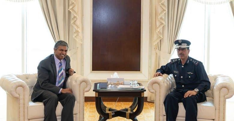 D-G of Public Security meets Indian envoy