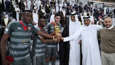 Amir crowns Al Duhail SC with the Amir Cup