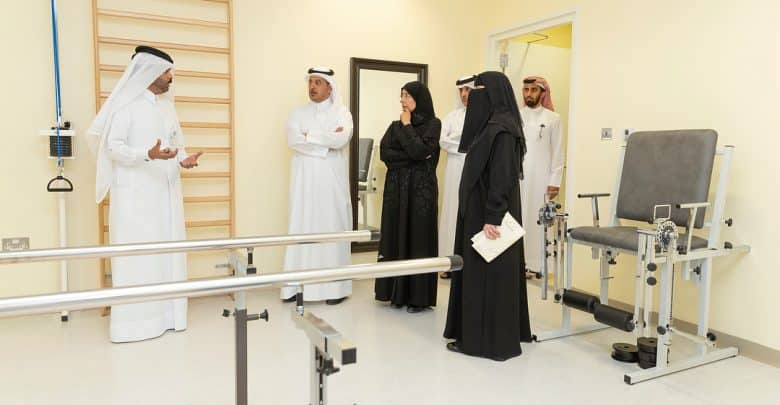 Prime Minister opens Muaither and Al Wajba health and wellness centers