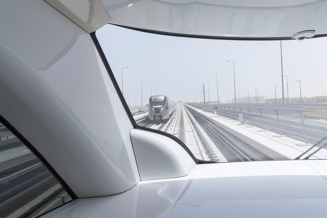 Prime Minister visits Doha Metro project