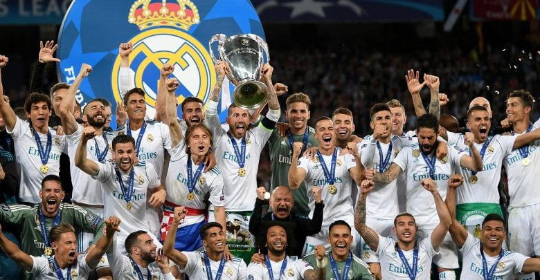 Champions League final: Real Madrid 3-1 Liverpool