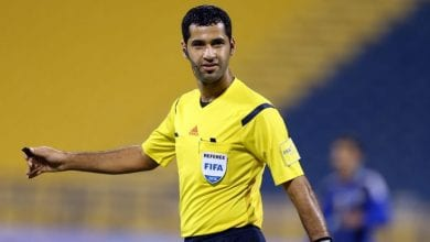 Qatari referee Al Jassim makes World Cup debut