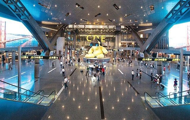 Qatar Airways & Hamad International Airport top the AirHelp sixth annual study lists
