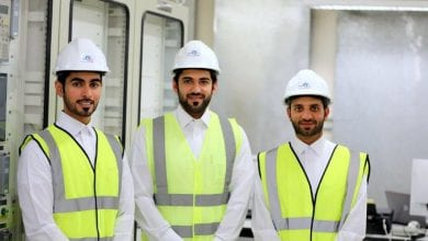 Kahramaa opens third power substation for metro project
