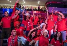 Qatar Fan Zone Becomes Big Hit