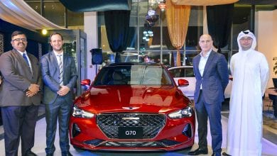 Genesis G70 luxury sedan arrives in Qatar