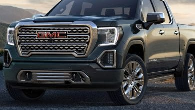 The New 2019 GMC Sierra