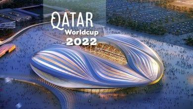 Qatar World Cup 2022 stadiums