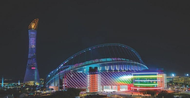 Aspire Zone to set up Fan Zone area at Khalifa stadium for 2018 Cup