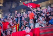 More than 5,000 fans watch Tunisia match at Khalifa International Stadium Fan Zone