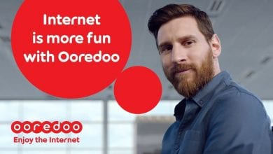 Lionel Messi kicks off new campaign with Ooredoo