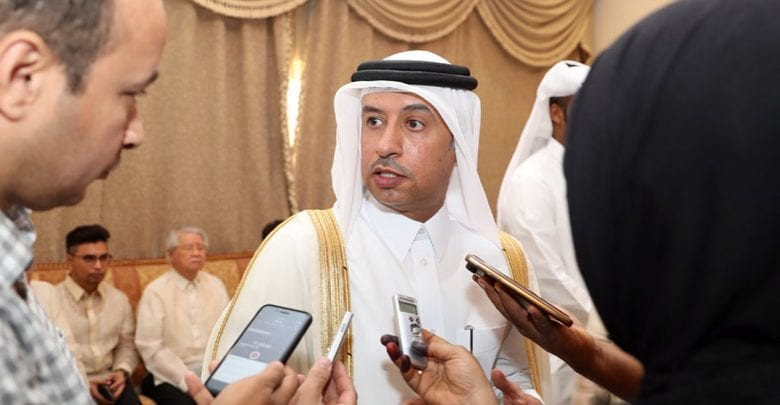 Qatar to open shelter and establish fund to support workers: Minister