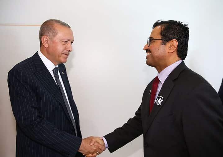Erdogan inaugurates TANAP project