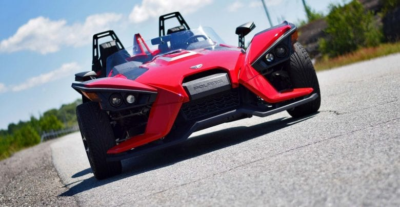 MEC announces recall of Polaris Slingshot models