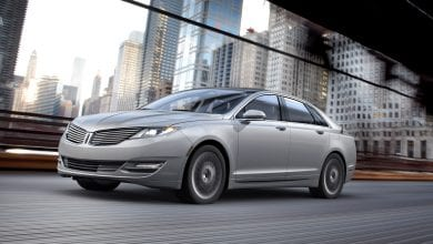 MEC announces recall of Lincoln MKZ model of 2014
