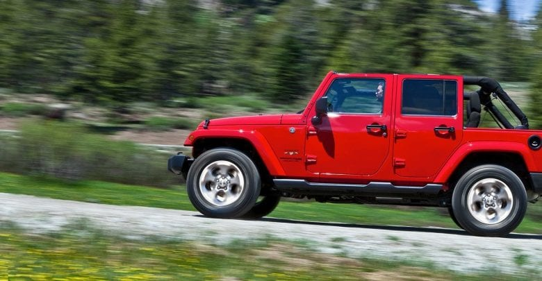 MEC announces the recall of 2518 vehicles marked with Dodge, Jeep and Chrysler