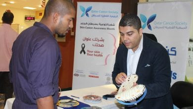 Campaign raises awareness on skin cancer